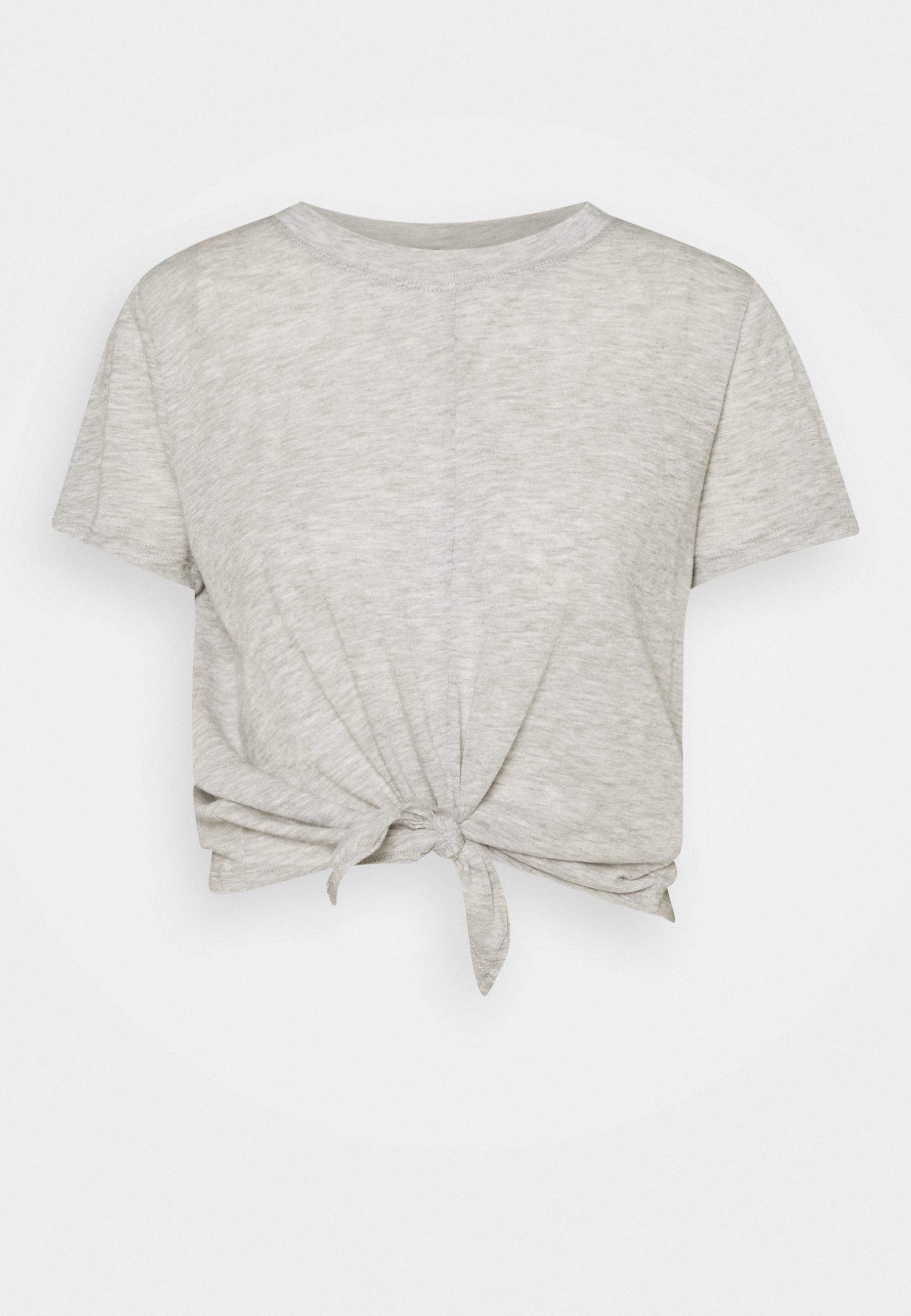 Damen LIFESTYLE TIE UP - T-Shirt print