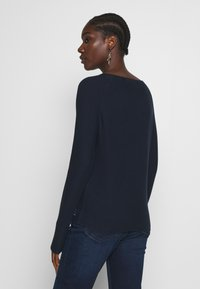 Marc O'Polo DENIM - LONG SLEEVE CREW NECK - Jumper - scandinavian blue - 2