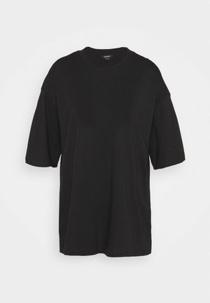 CISSI TEE  - Basic T-shirt - black