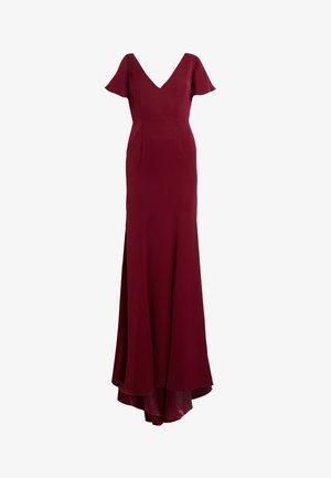 CELESTE - Společenské šaty - roseberry