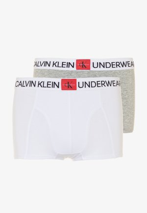 TRUNKS 2 PACK - Boxerky - white