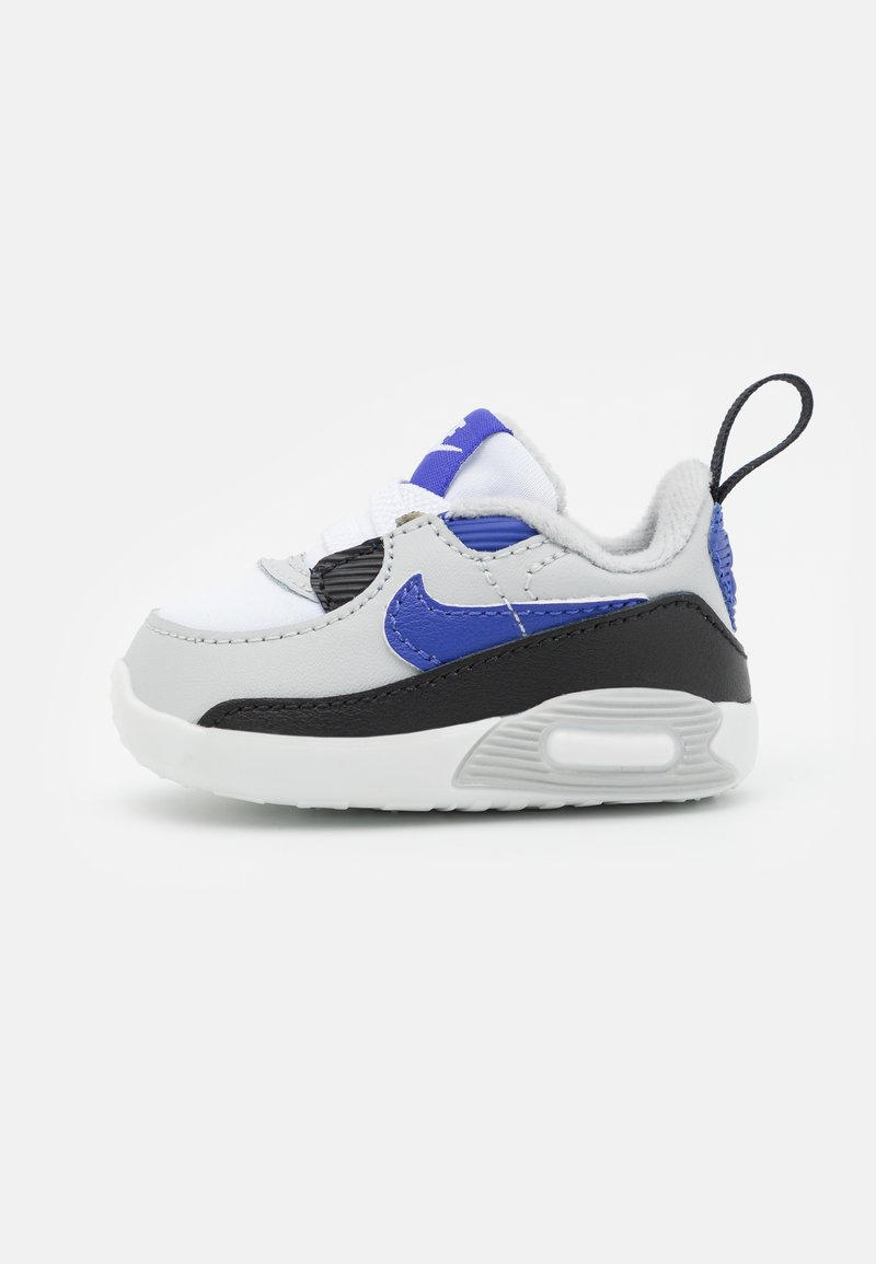 Nike Sportswear - MAX 90 CRIB - First shoes - grey fog/lapis/black/white
