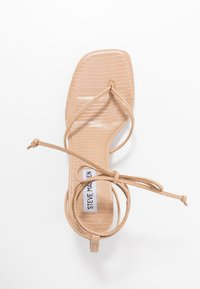 Steve Madden - LORI - T-bar sandals - tan lizard