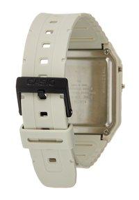 Casio - CA-53WF DIGITAL VINTAGE - Digital watch - off-white - 1