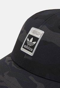 adidas Originals - CAMO UNISEX - Kšiltovka - grey six/black/legend ink/carbon - 3