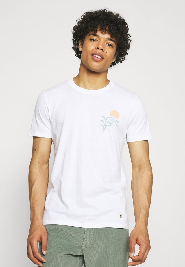 ARCY UNISEX - T-shirt con stampa - white