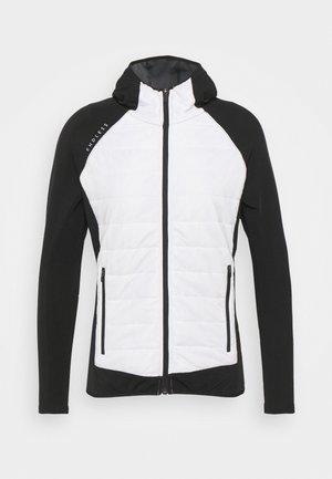 CHAQUETA DEUCE - Fleece jacket - white