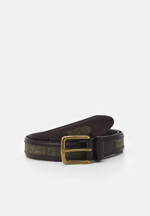 BELT - Belt - brown