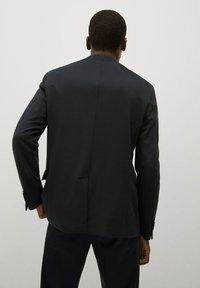Mango - Blazer jacket - bleu marine foncé - 2
