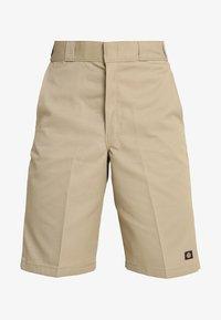 MULTI POCKET WORK  - Shorts - khaki