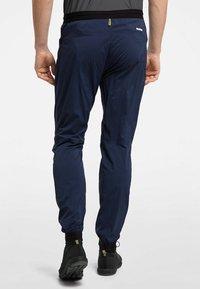 Haglöfs - Trousers - tarn blue - 1