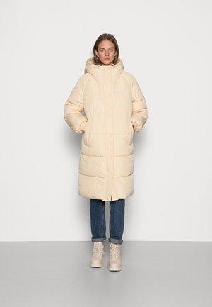 OPERA - Winter coat - banana crepe