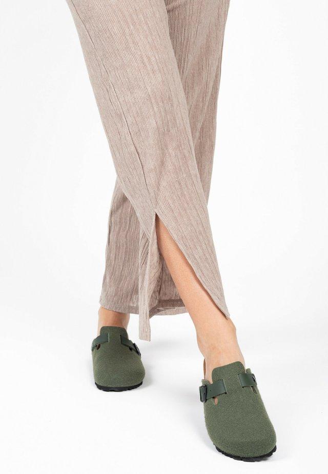 MOKE - Sandaler - khaki