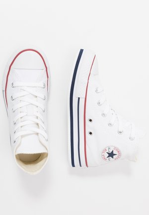 CHUCK TAYLOR ALL STAR PLATFORM EVA - High-top trainers - white/midnght navy/garnet
