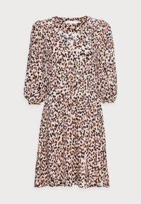 InWear - FIA DRESS - Day dress - natural forrest confetti - 4