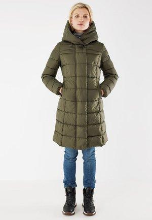 PUFFER - Down coat - green