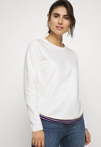 s.Oliver - Sweatshirt - cream - 0