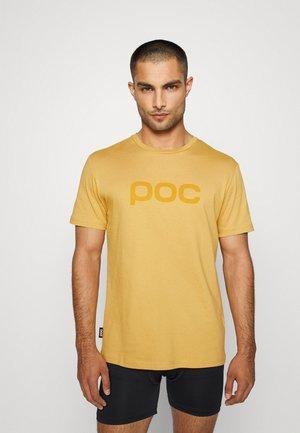 TEE UNISEX - T-shirt print - aragonite brown