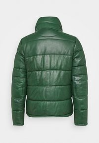 Oakwood - DOLLY - Leather jacket - dark green - 1