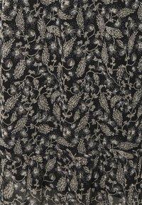 Saint Tropez - VALERIESZ  - Maxi skirt - black - 2