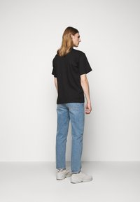 GCDS - 3D LOGO TEE - Print T-shirt - black - 2