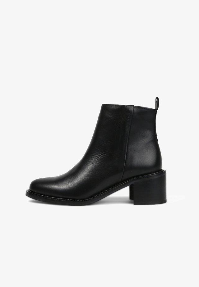 TOWN  - Korte laarzen - black
