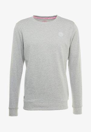 CHAKA BASIC CREW - Sudadera - light grey