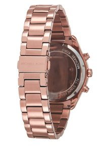 Michael Kors - LAYTON - Chronograph watch - rose gold coloured - 1