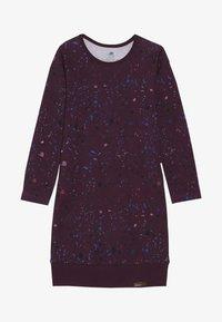 Walkiddy - Jersey dress - bordeaux - 3