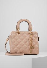 ALDO - ANACARDII - Handbag - nude - 0
