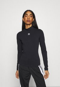 adidas Originals - T-shirt à manches longues - black - 0