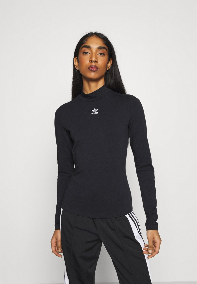 adidas Originals - Langarmshirt - black