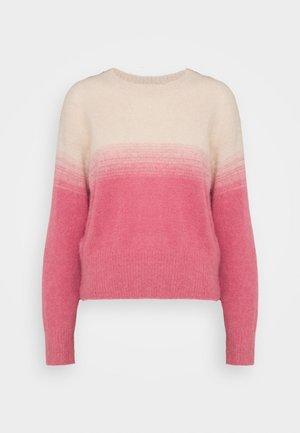 REVE - Strikkegenser - light pink