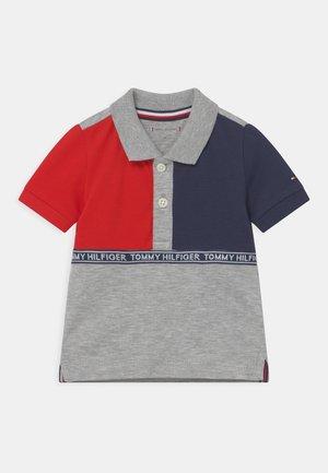 BABY COLOURBLOCK UNISEX - Polo shirt - grey