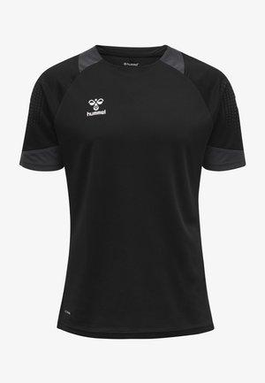 LEAD - Camiseta estampada - black