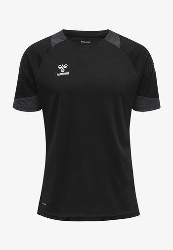 LEAD - T-shirt print - black