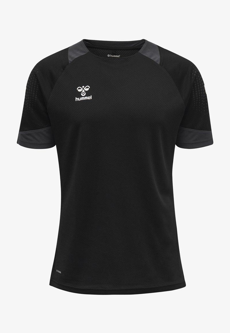 Hummel - LEAD - Print T-shirt - black