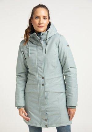 Winter coat - rauchmint melange