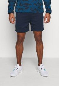 Jack & Jones - JJIAIR - Sports shorts - navy blazer - 0