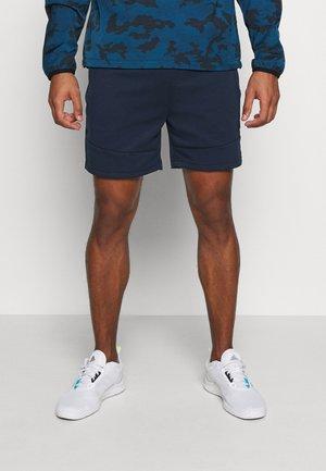 JJIAIR - Pantalón corto de deporte - navy blazer