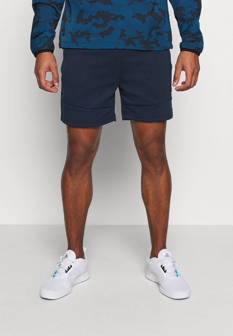 Jack & Jones - JJIAIR - Sports shorts - navy blazer