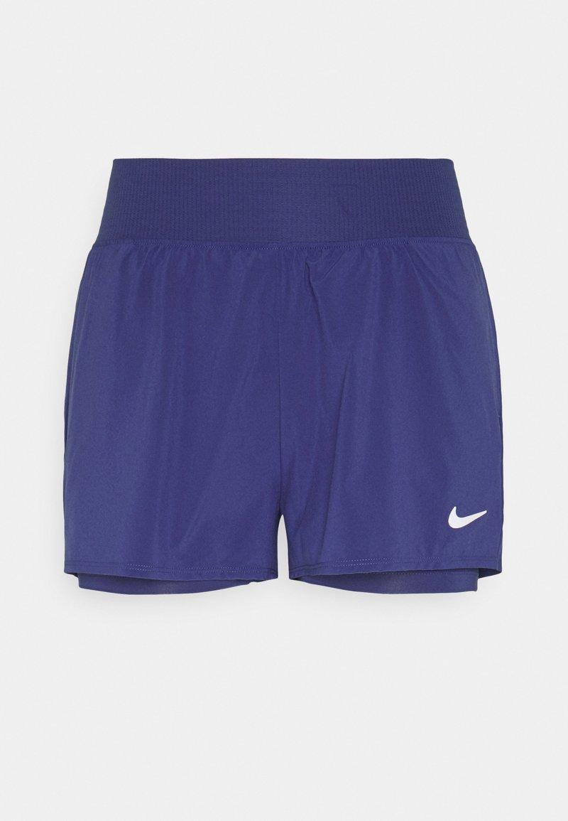 Nike Performance - SHORT - Sports shorts - purple dust/white