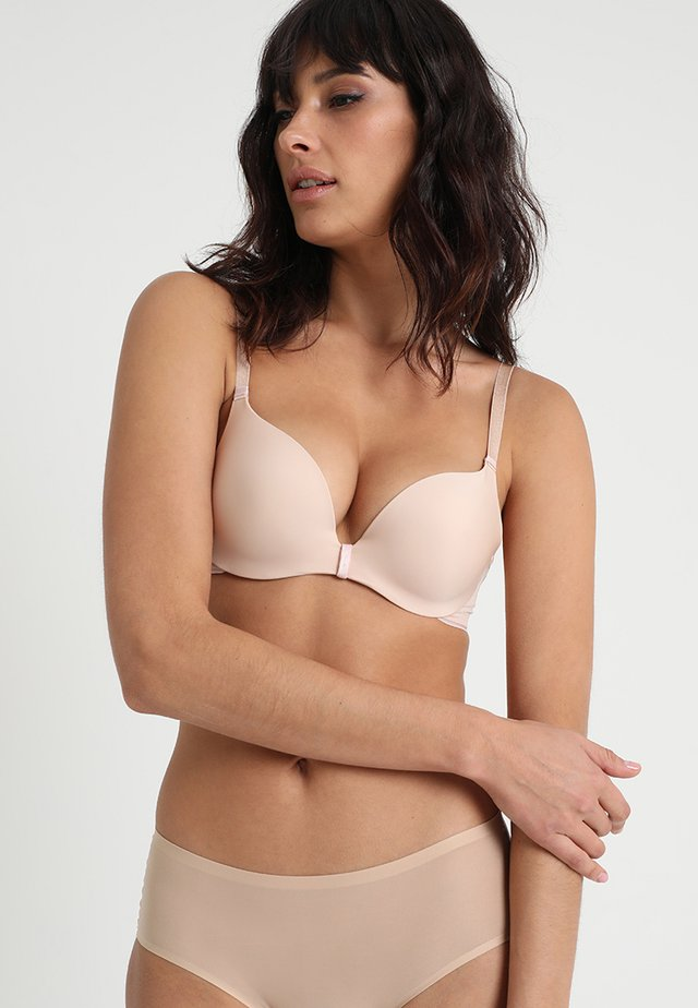 ABSOLUTE INVISIBLE - Biustonosz push-up - beige doré