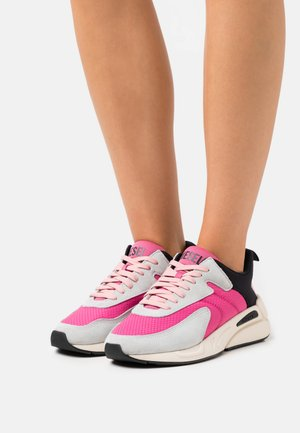 S-SERENDIPITY LOW CU - Trainers - grey/pink