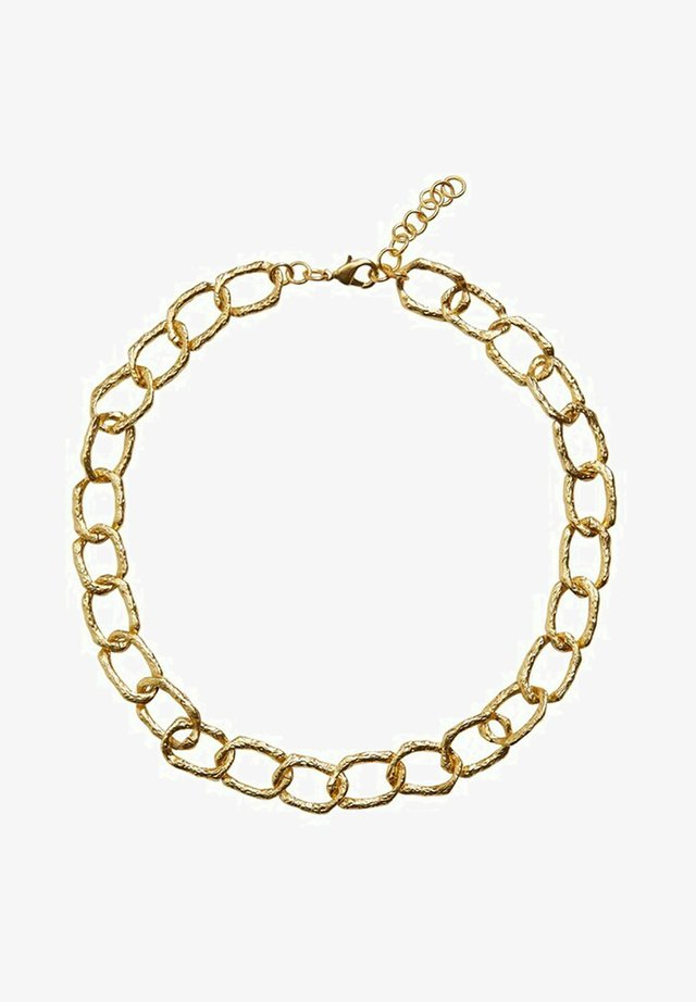 OLGA - Necklace - goud