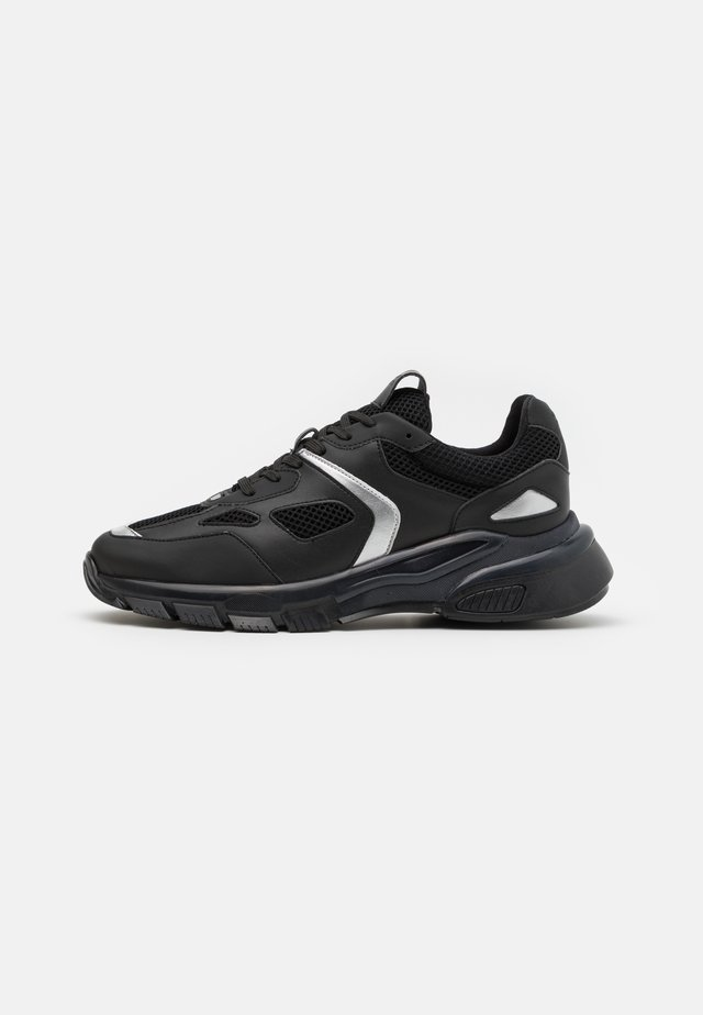 BROOKLYN - Sneakers laag - black