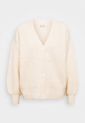 LADIES CARDIGAN - Kofta - offwhite