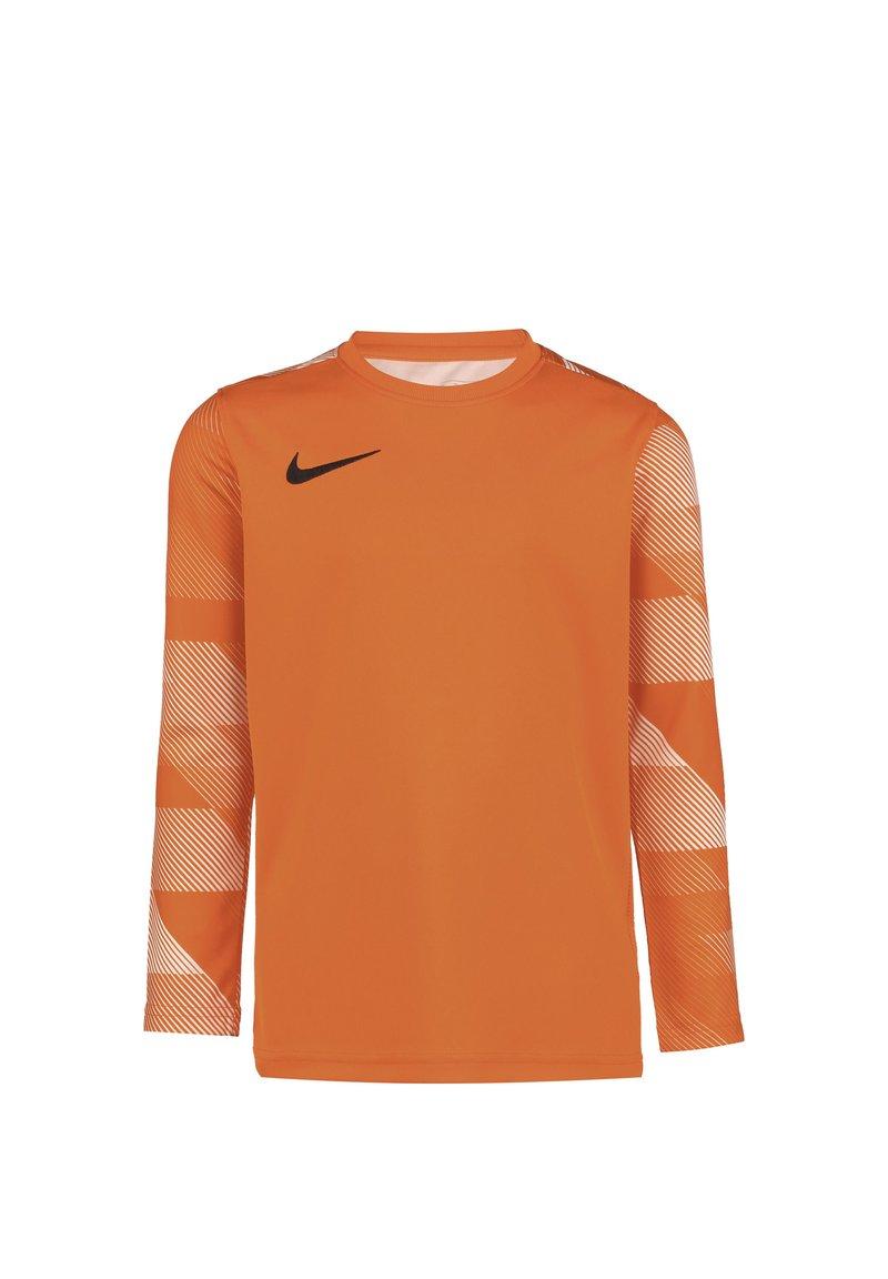Nike Performance - PARK IV - Sports shirt - safety orange / white / black