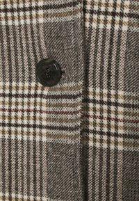 s.Oliver - LANGARM - Classic coat - brown - 2