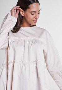 Mykke Hofmann - Day dress - beige - 3